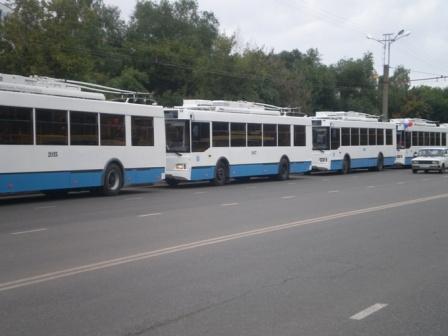 Троллейбусы TROLZA